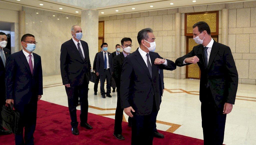 中國助敘重建 安全利益優於經濟考量