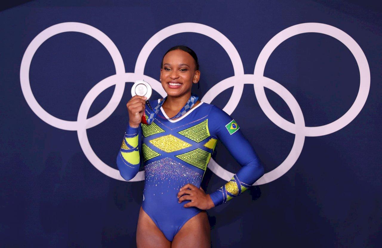 東奧體操女子個人全能巴西奪銀 拉美第一人