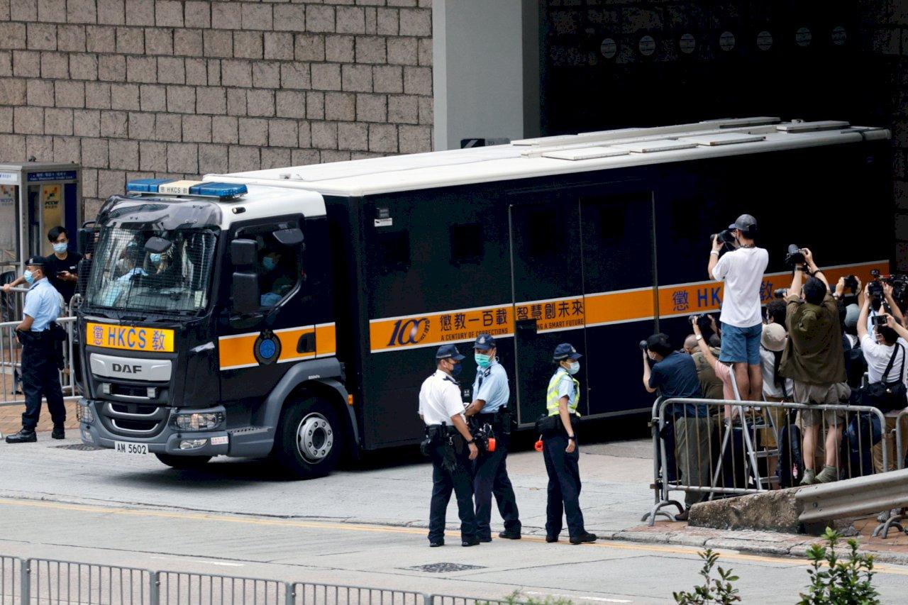 噓中國國歌 1男子遭港警逮捕