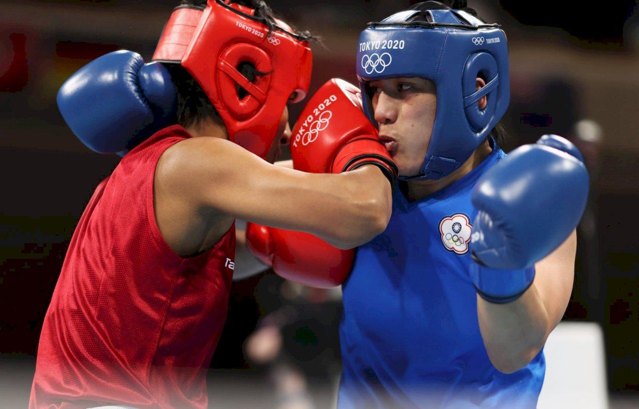 拳擊女王陳念琴不敵印度  無緣4強