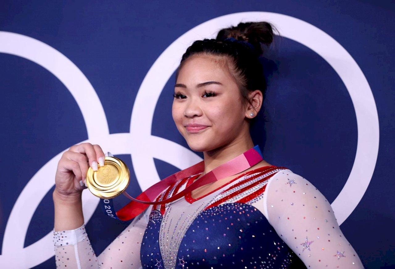 體操天后退賽 寮國移民為美國奪奧運金牌