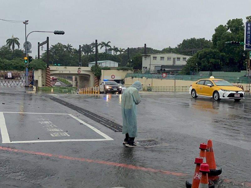 西南氣流持續影響 中南部嚴防降雨成災