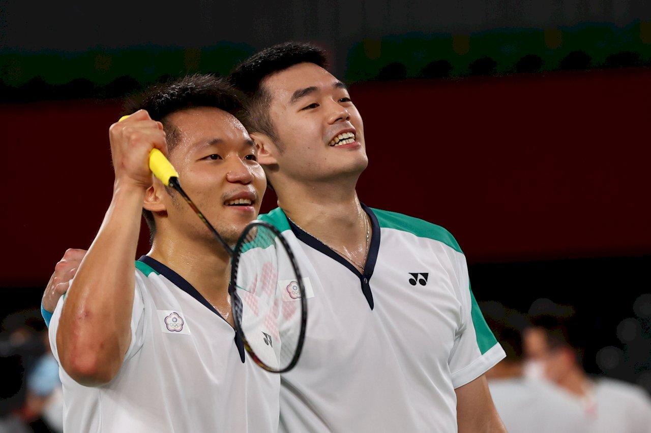 台灣第2金進帳!「麟洋配」擊敗中國摘奧運首金  締造空前紀錄