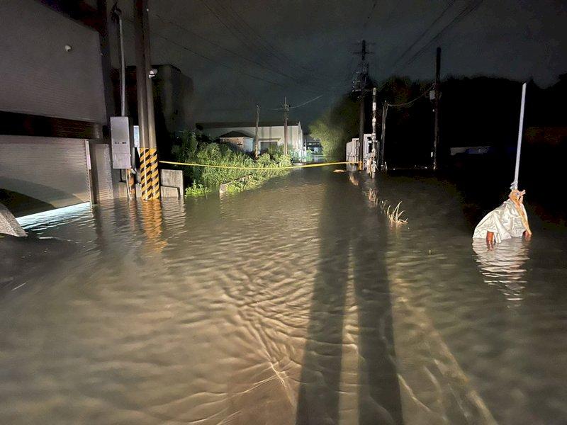 西南氣流影響 高雄防超大豪雨