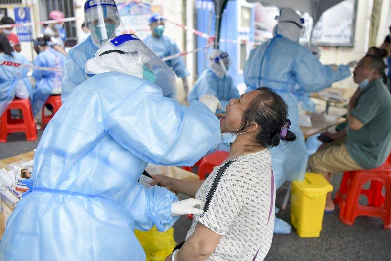 中國本土疫情延燒 北京再增確診張家界封城