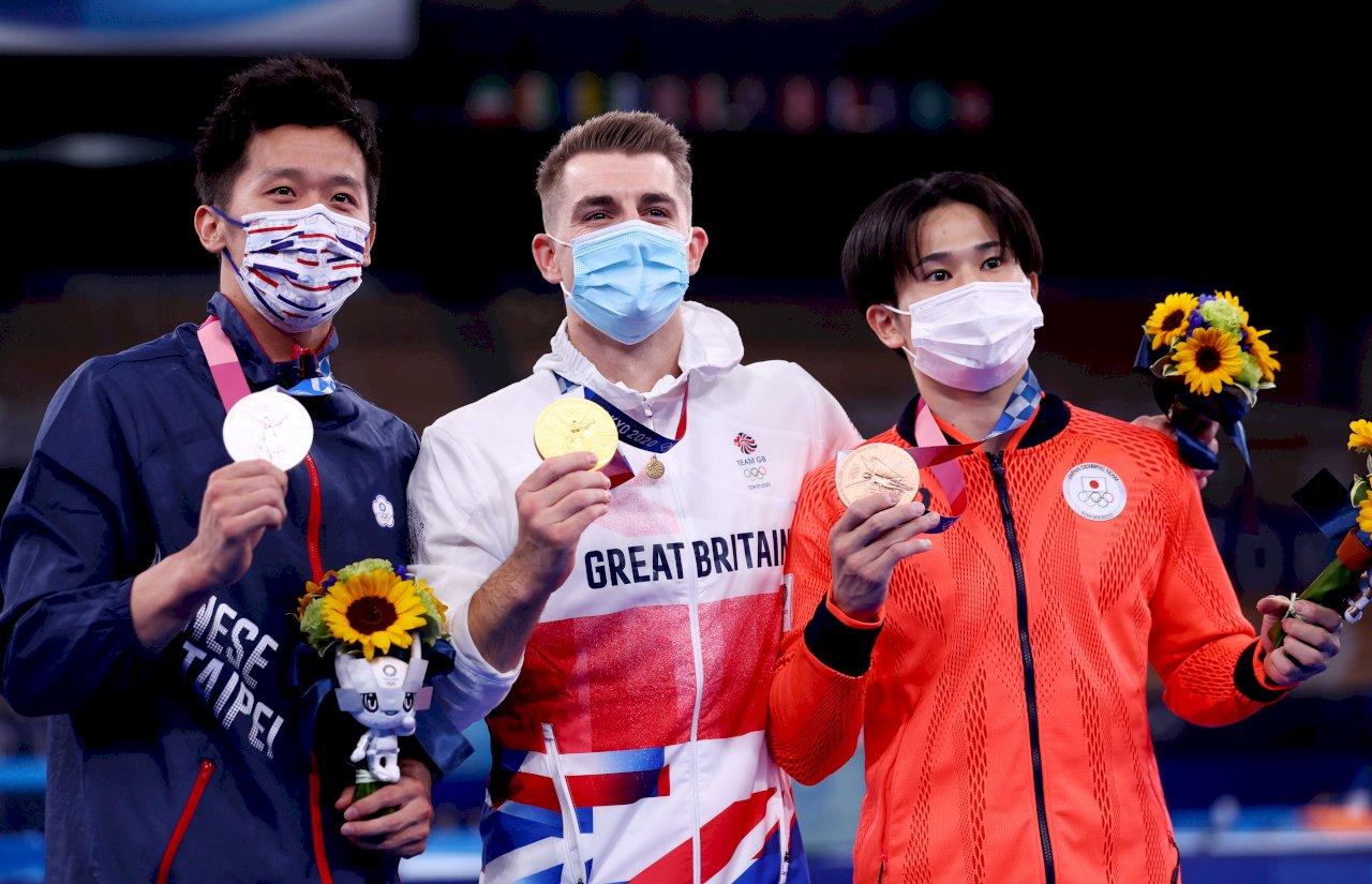 「翻滾吧男孩」寫美麗結局   李智凱樹立台灣體操里程碑