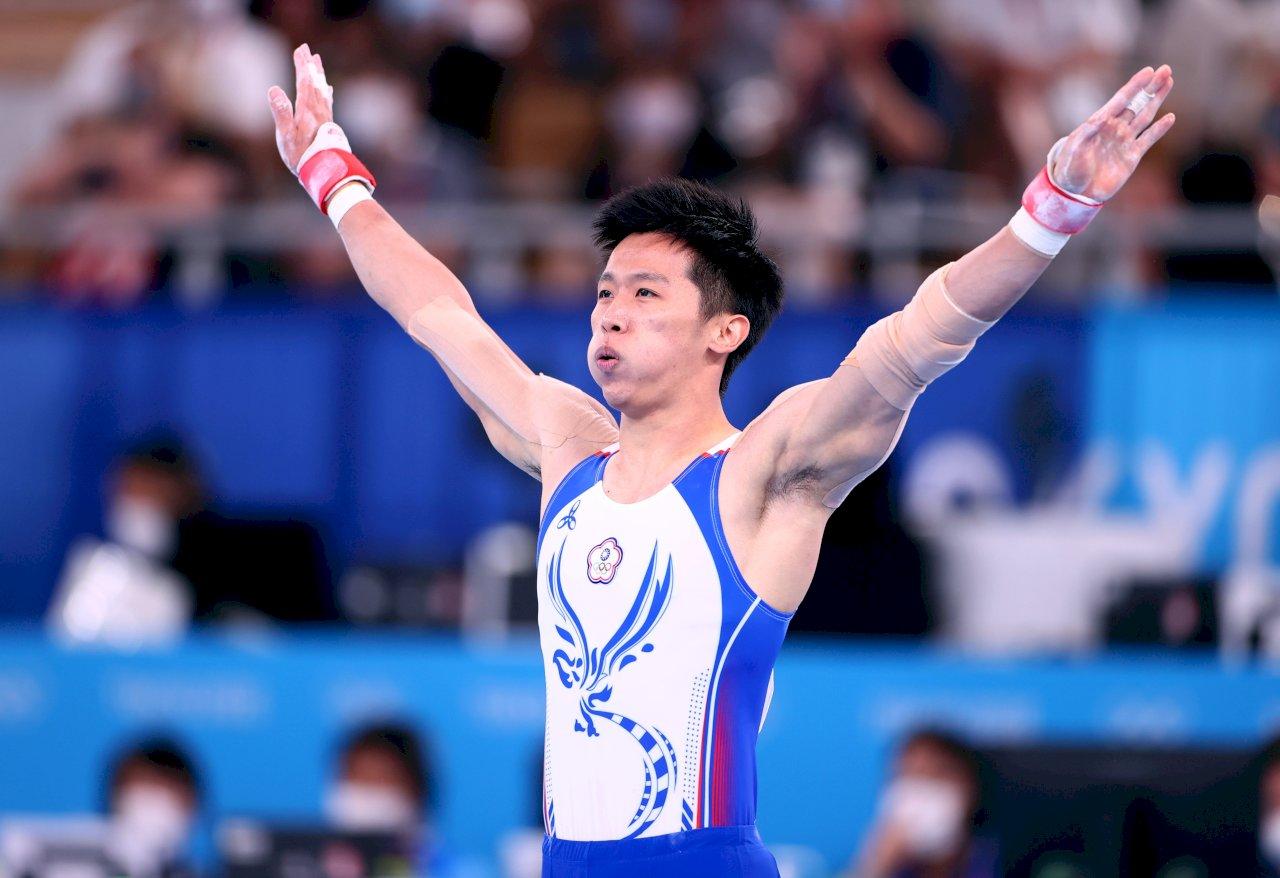 「鞍馬王子」李智凱奧運奪銀 華南金加碼獎金至百萬