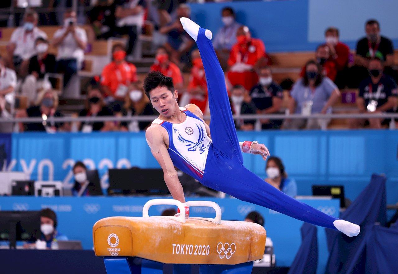 父親住院開刀卻肩負國家重任  李智凱咬牙拚下奧運銀牌
