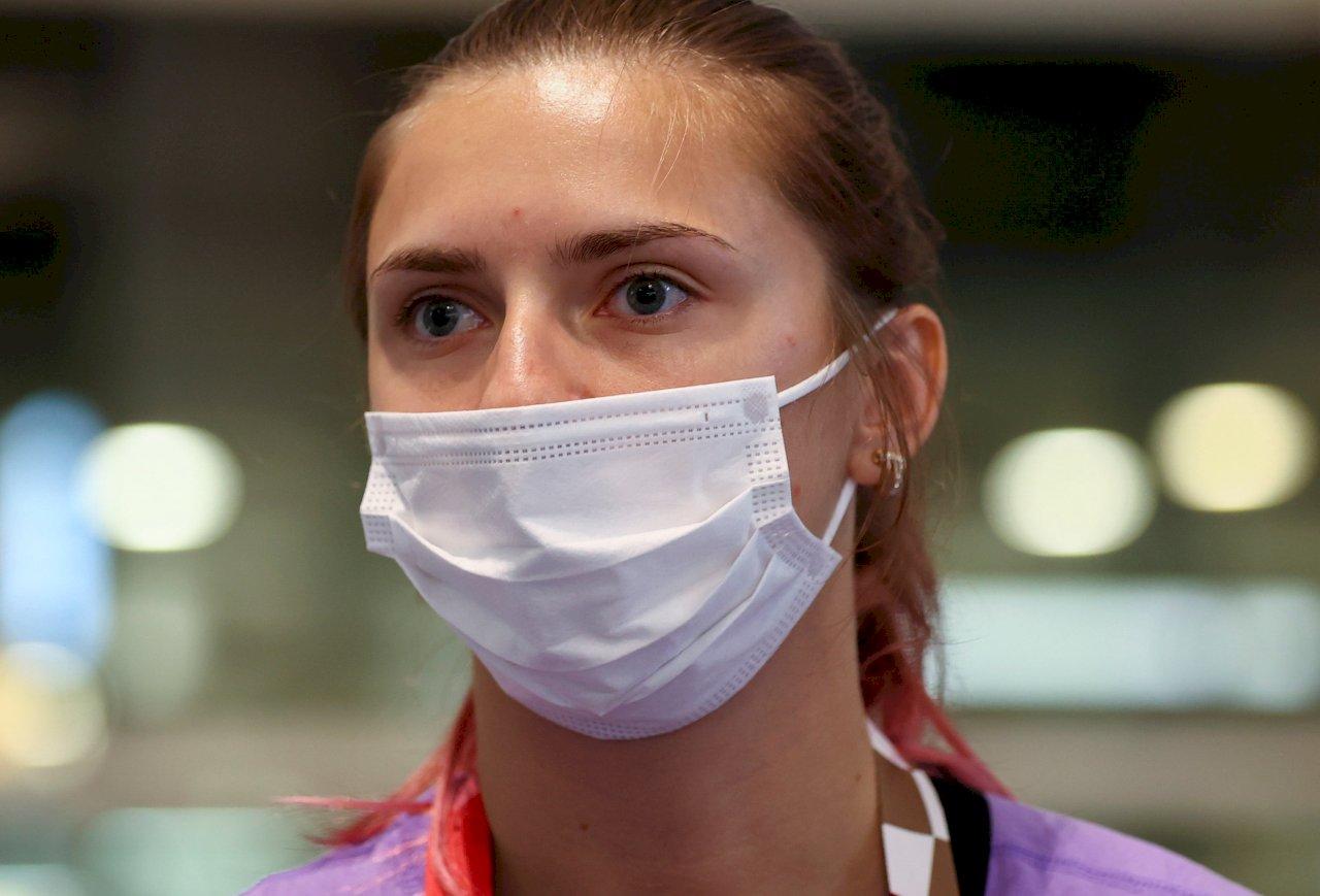 曾批評教練疏失 白俄東奧女子短跑選手被強行送回國