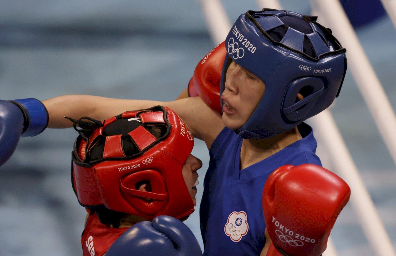 拳擊新星黃筱雯闖進4強  確定至少1面銅牌落袋