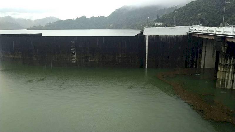 雨季補水 曾文水庫2個月激增4億公噸