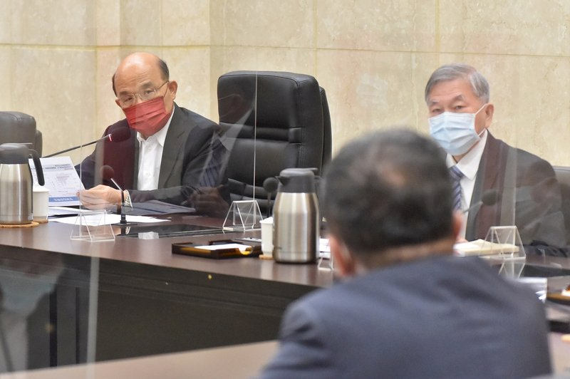 疫情趨穩定  行政院研議10日後再放寬管制措施