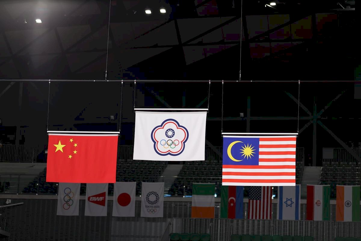 諷中國玻璃心!《外交家》:台灣~對不起,是「中華台北」 在奧運表現棒極了