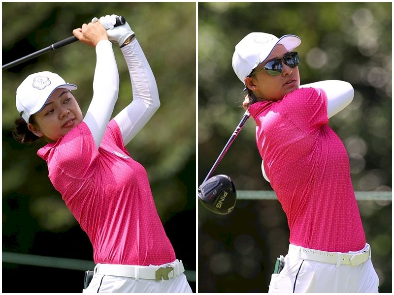 女子高爾夫首輪   徐薇淩、李旻皆揮69桿並列第7