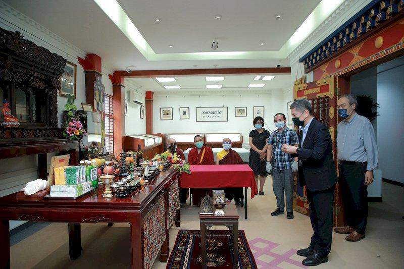 文化部發現藏傳佛教重要文物 啟動古物暫行分級