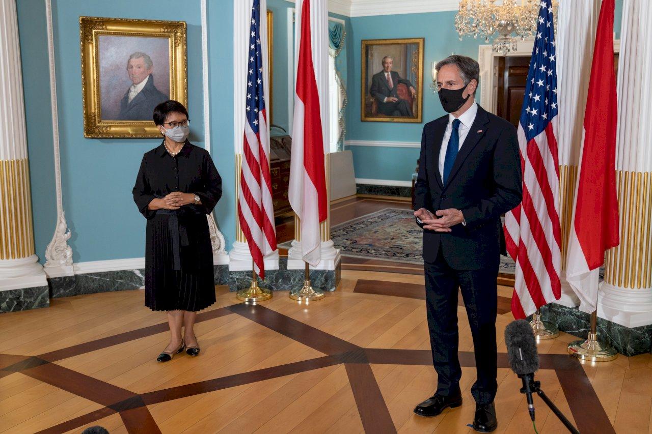 美國印尼承諾 啟動雙邊戰略性對話