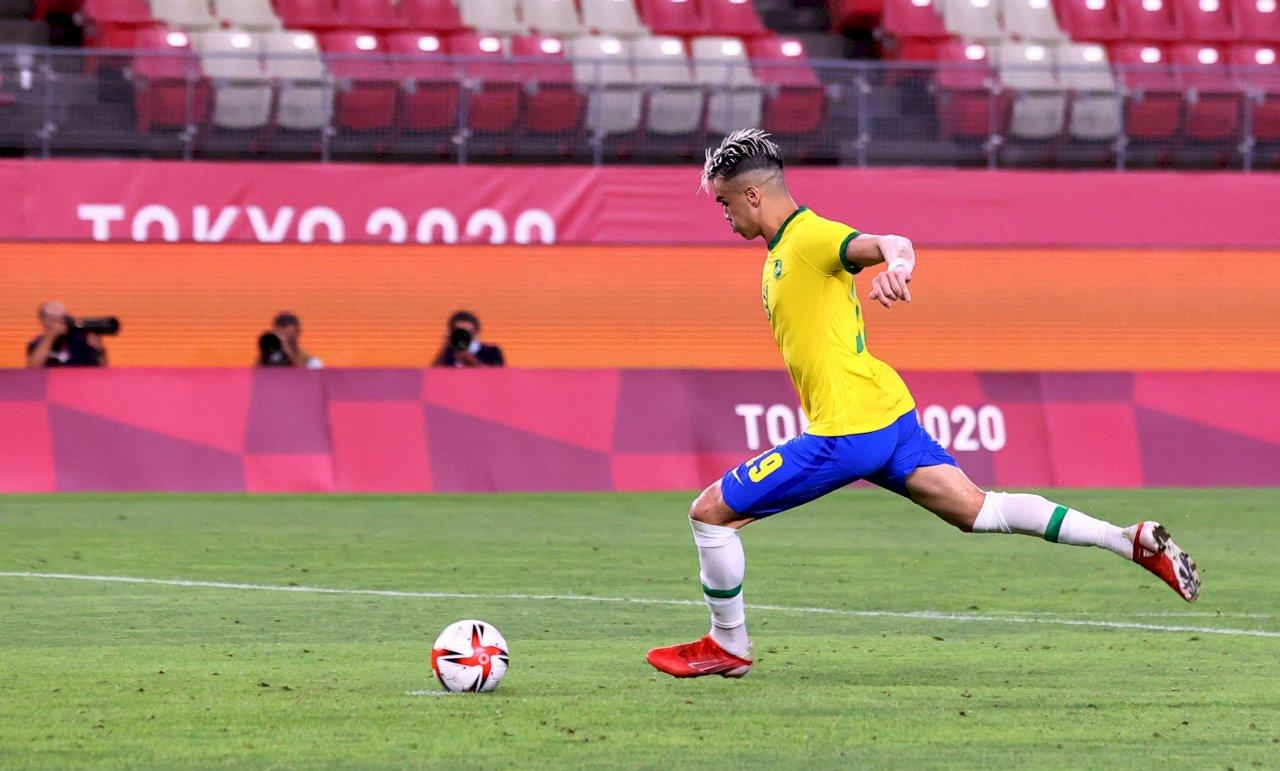 巴西PK大戰勝墨西哥 晉東奧男足決賽與西班牙爭冠