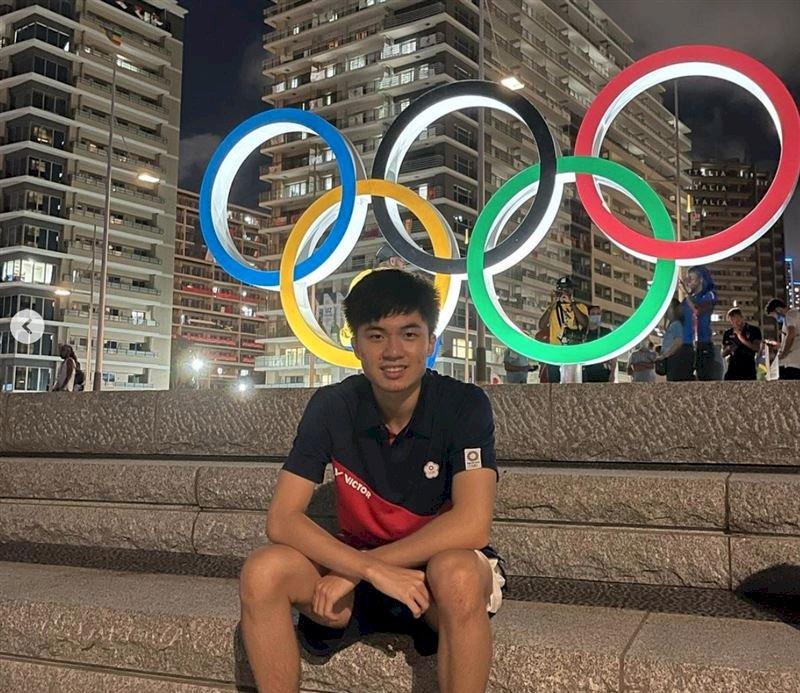 奧運劃下句點 林昀儒PO文自勉「你若精彩 天自安排」