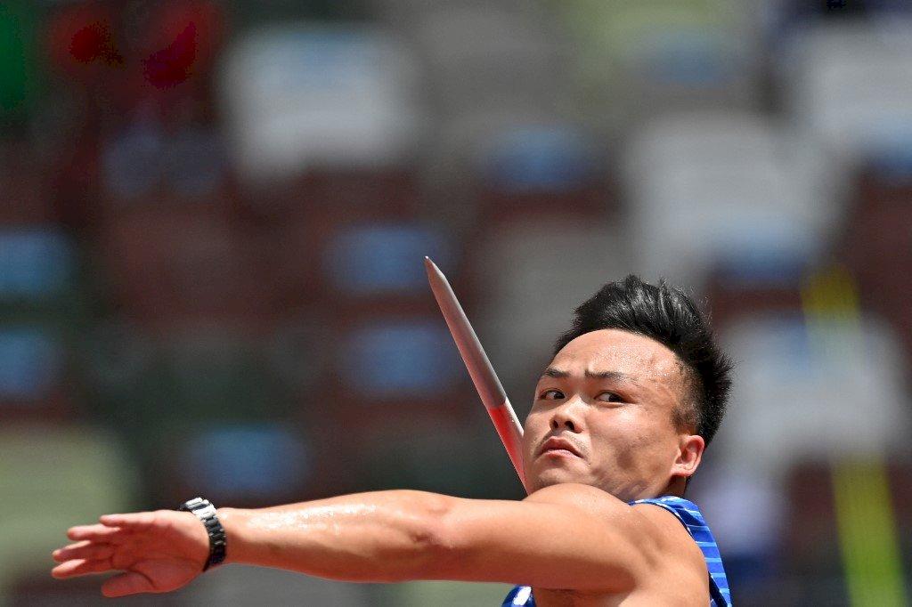 鄭兆村表現失常僅擲71公尺20 未過資格賽門檻無緣晉級