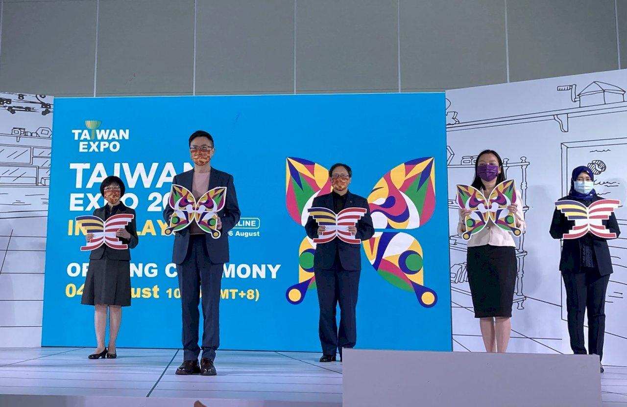 馬國台灣形象展線上開展 國內實體展恐得等到10月