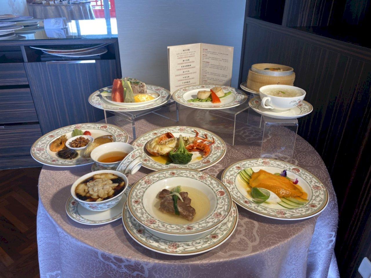 70年來第一次 圓山飯店首度開放景觀客房享國宴大餐(影音)