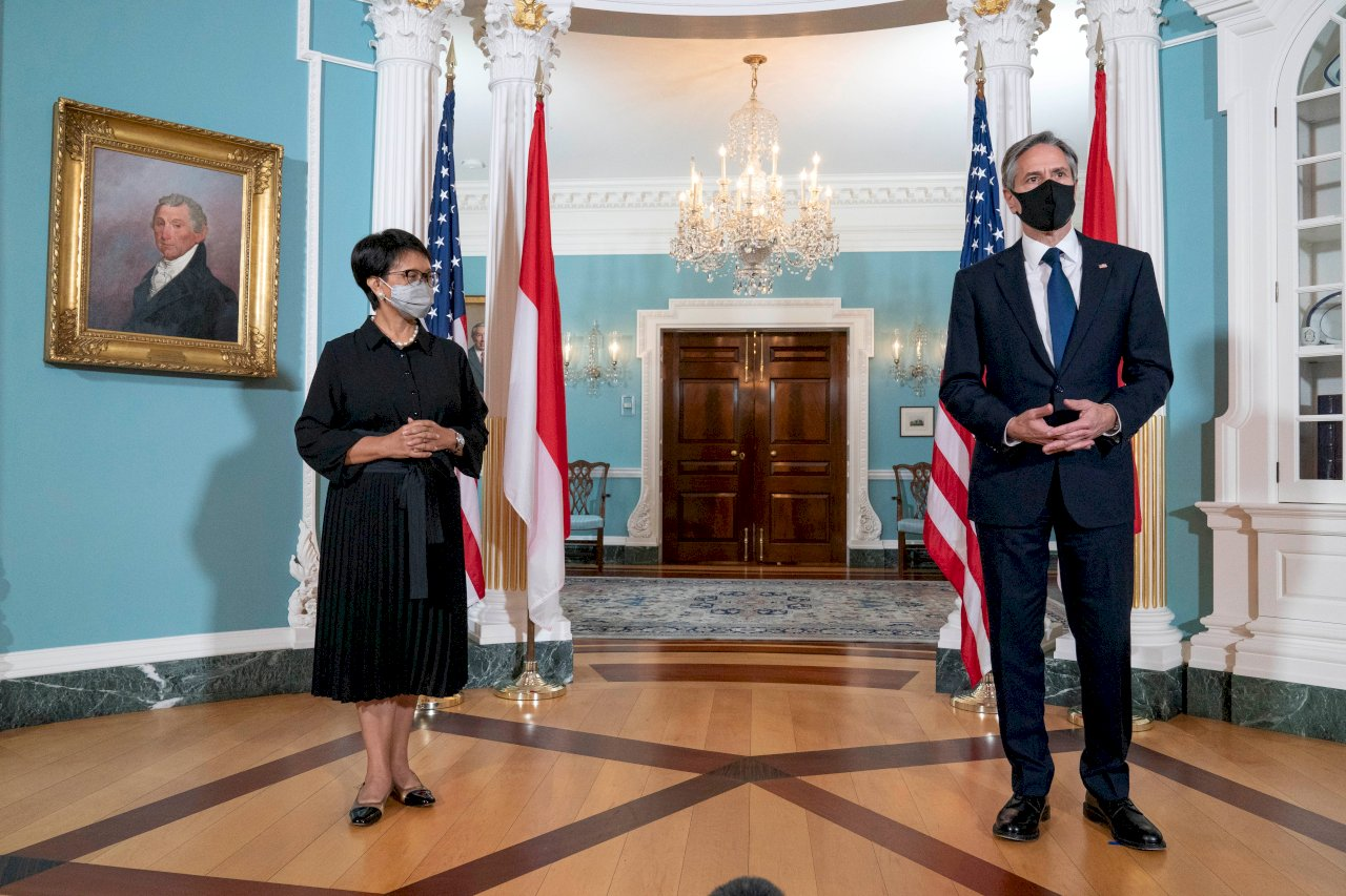 美國與印尼展開最大規模聯合軍演