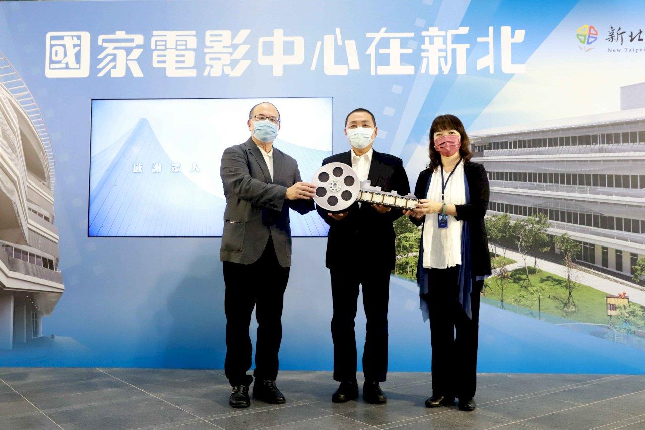 國家影視聽文化中心完工點交文化部  12月正式開館
