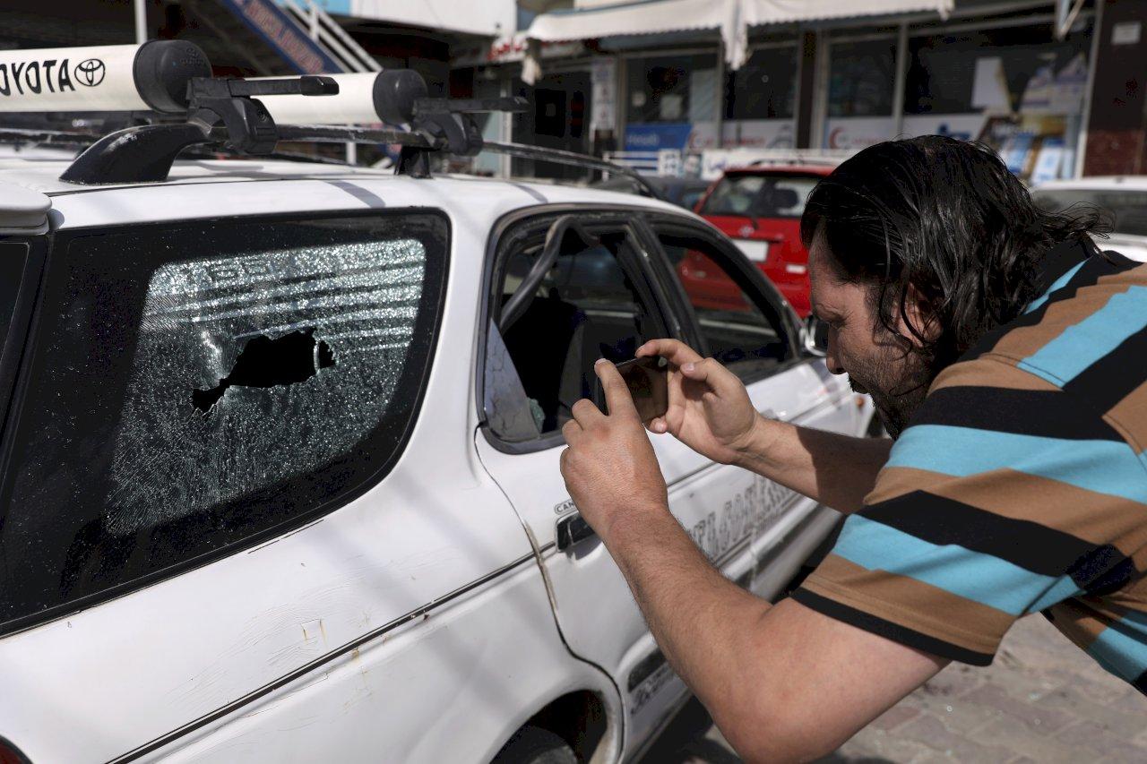 阿富汗政府媒體中心負責人遭塔利班刺殺身亡 首都喀布爾緊張升高