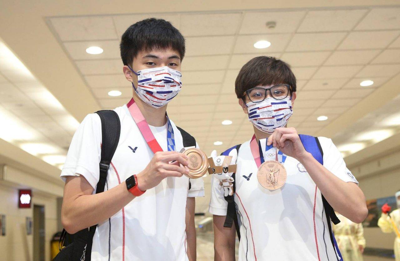 桌球代表隊光榮返國  林昀儒親吐未來規劃