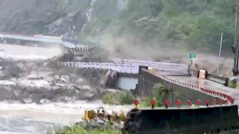 「明霸克露橋」需時1個月搶通 盼不影響南橫年底通車