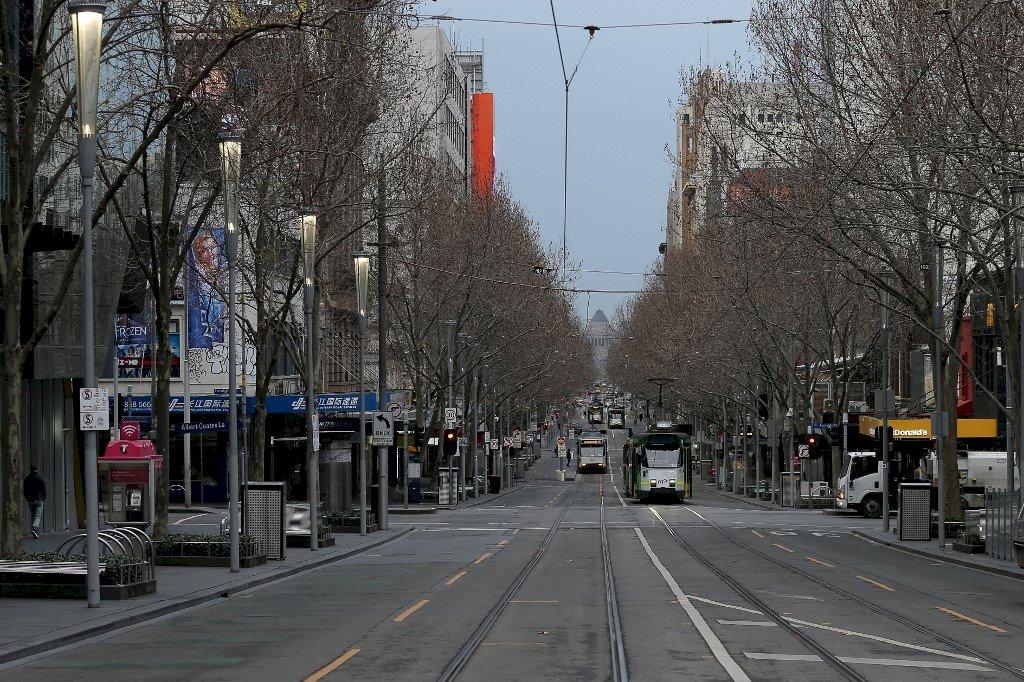 解禁無望 澳洲墨爾本封鎖再延長