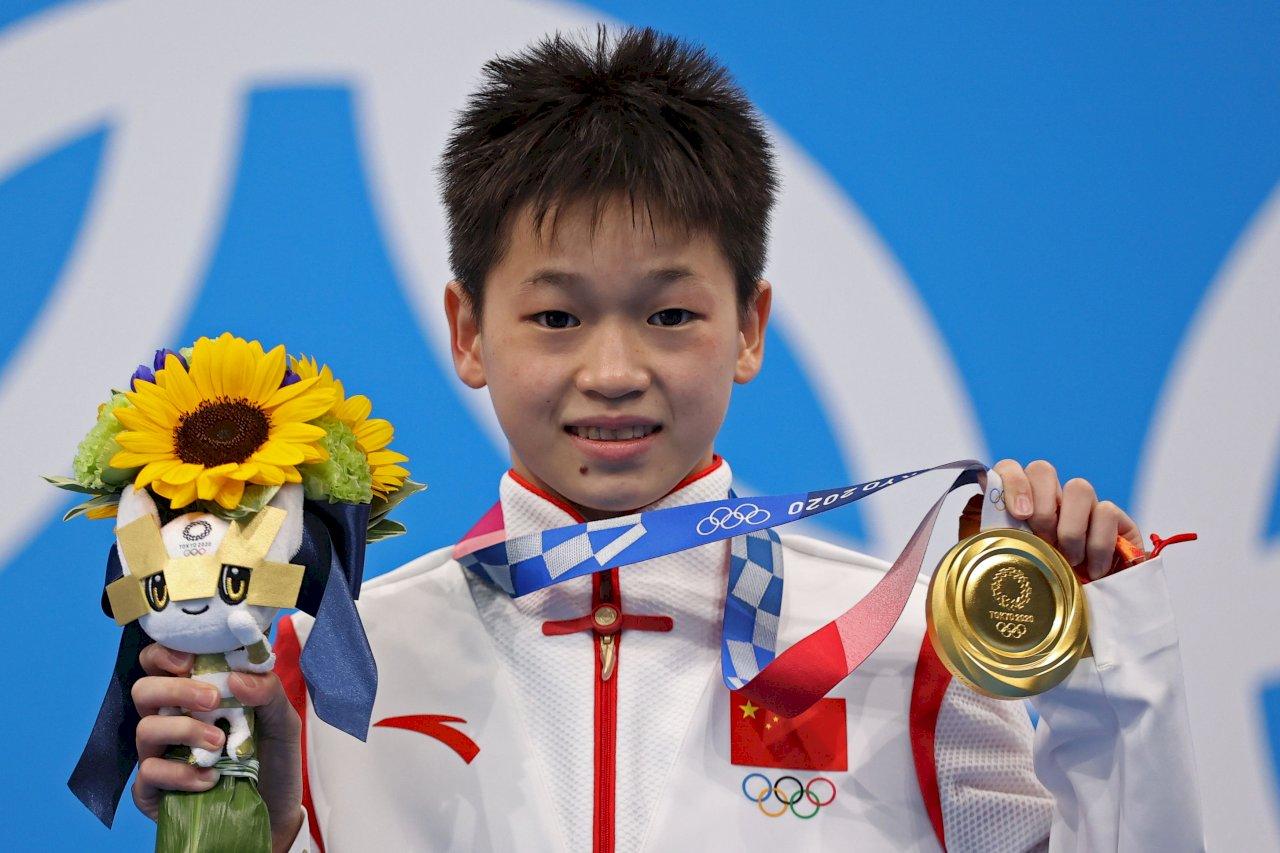 除奧運獎牌,你有看到拿牌的「人」?他/她人生能有其他選項嗎?