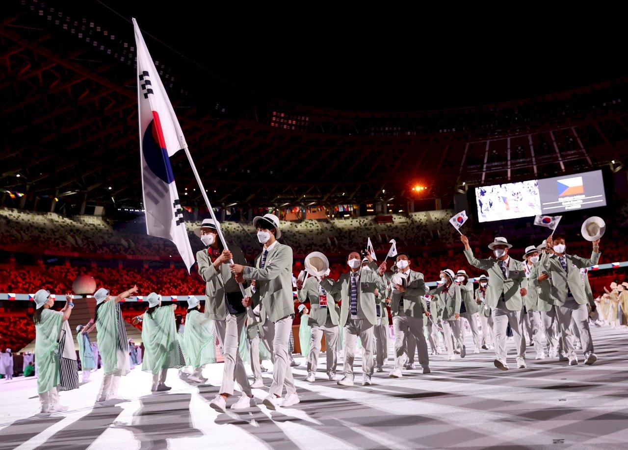 南韓抱憾奧運奪金不足 讚許未與日本爆發外交衝突