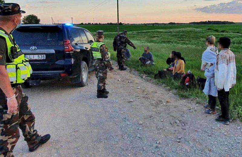 波蘭:白俄越境移民創紀錄