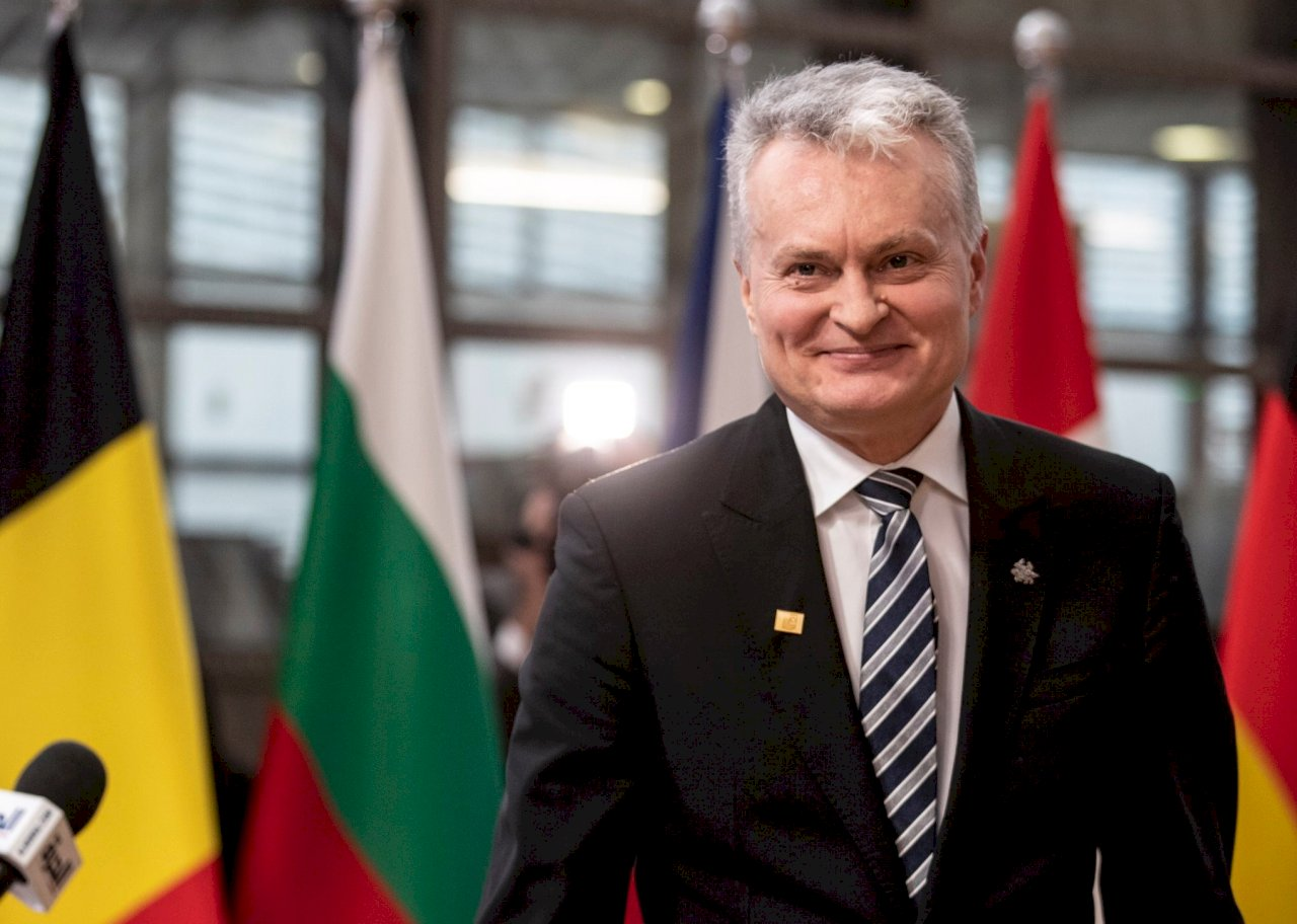 立陶宛總統:我們有權自行決定與哪一國發展關係