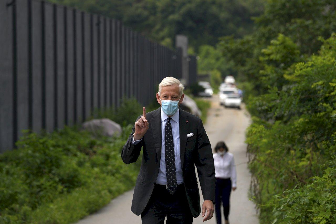遭北京判刑  史佩弗在北韓關係直抵高層