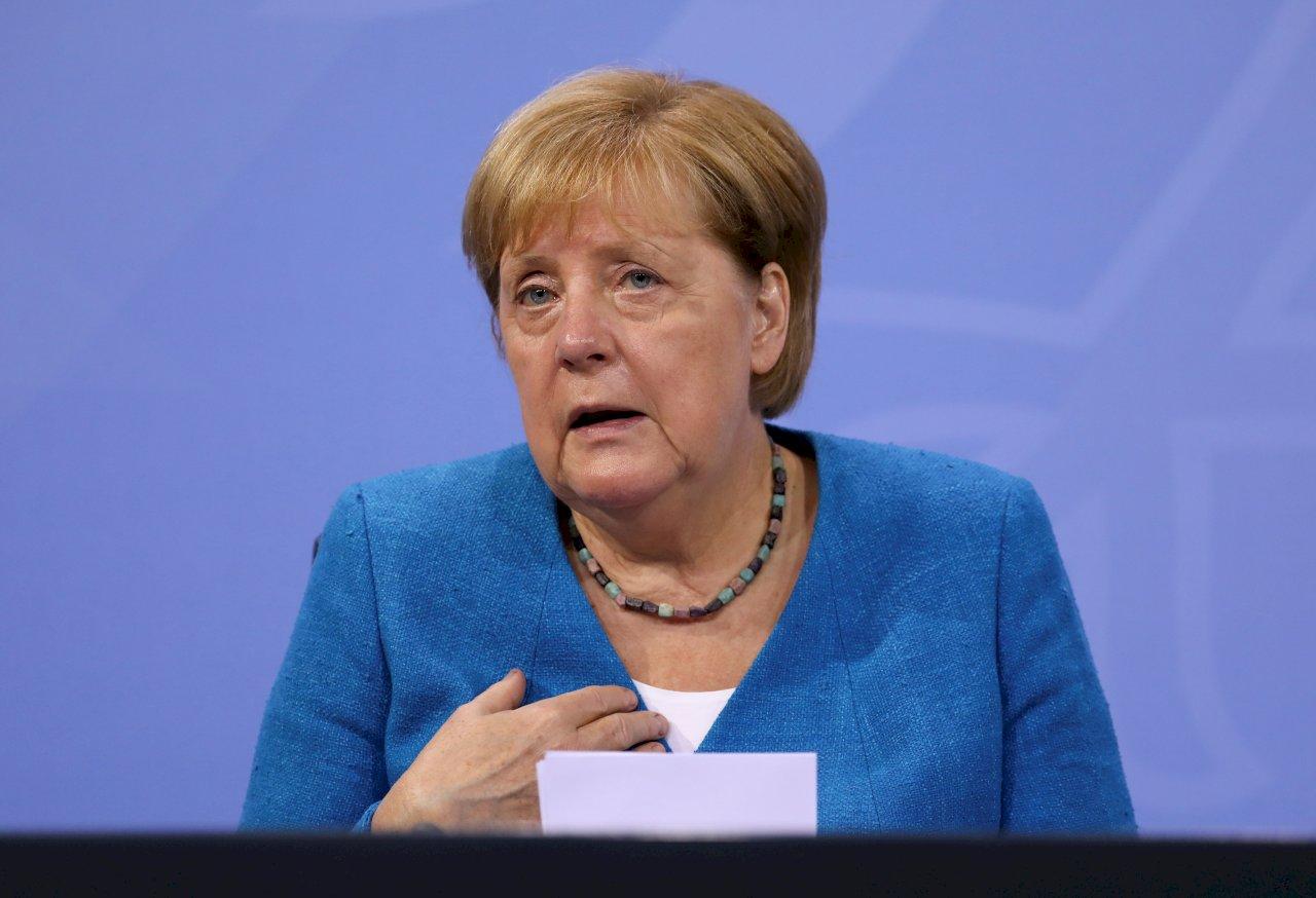 梅克爾譴責白俄利用難民施壓歐盟