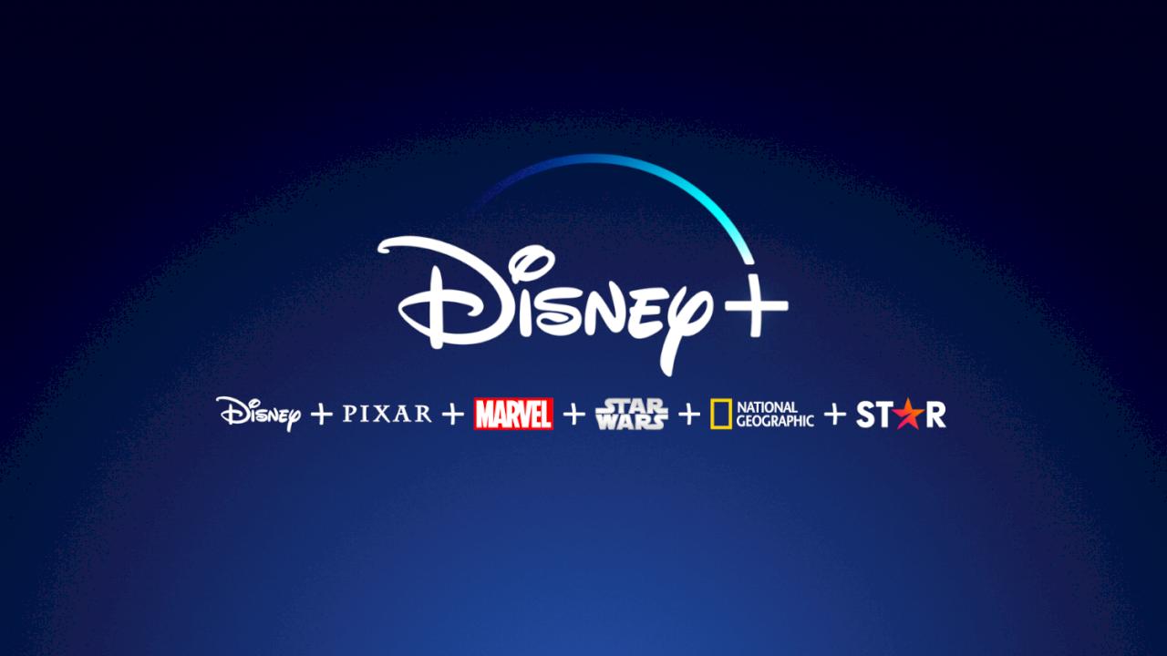 華特迪士尼宣布  Disney+ 11月登陸台灣