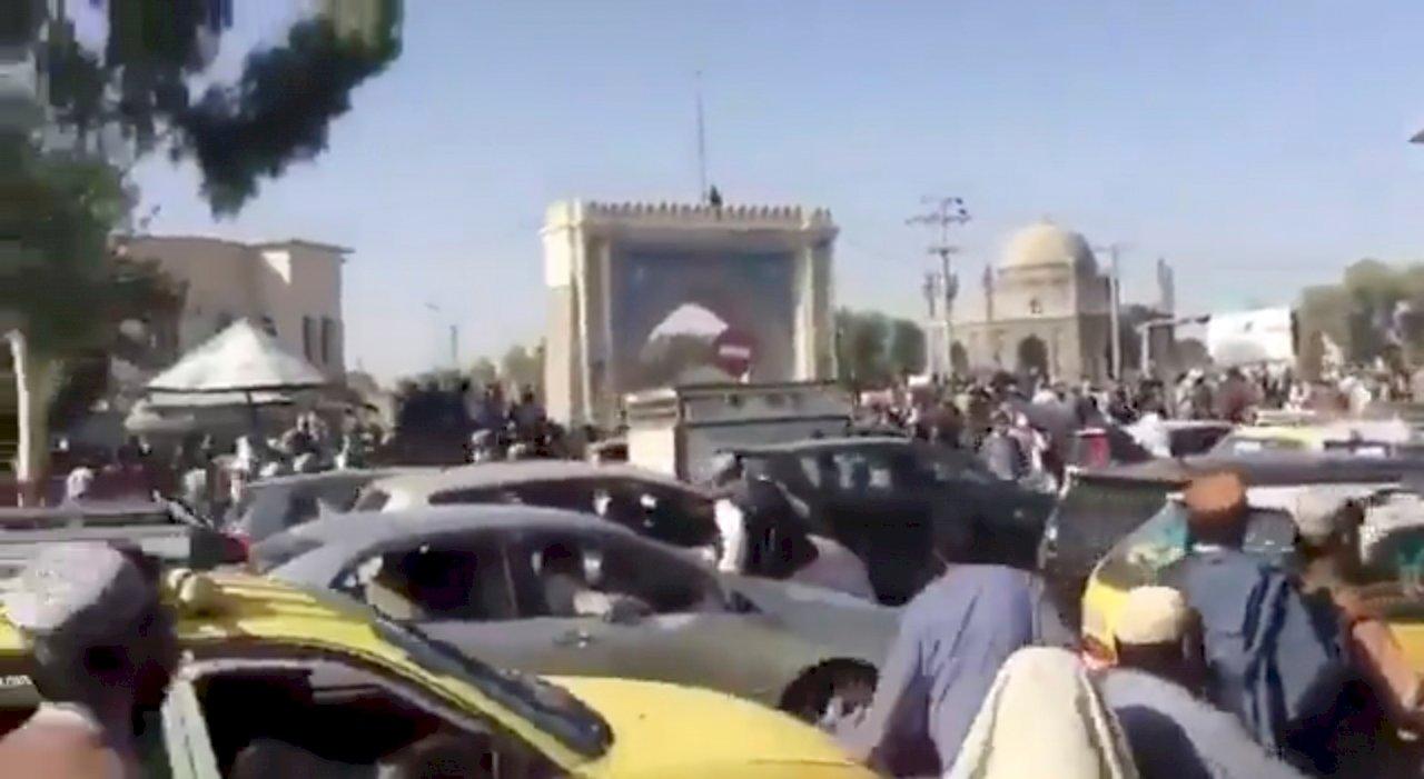 塔利班猛攻 拿下距首都喀布爾70公里城市
