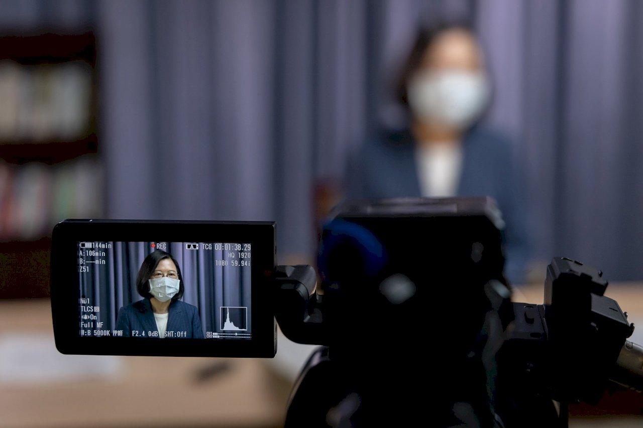 光臨藝術節錄影致詞  總統:看見新竹突破創新