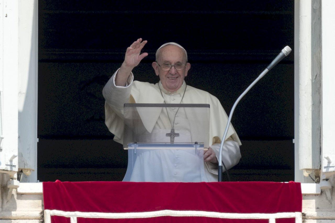 教宗關切阿富汗情勢 籲對話解決衝突