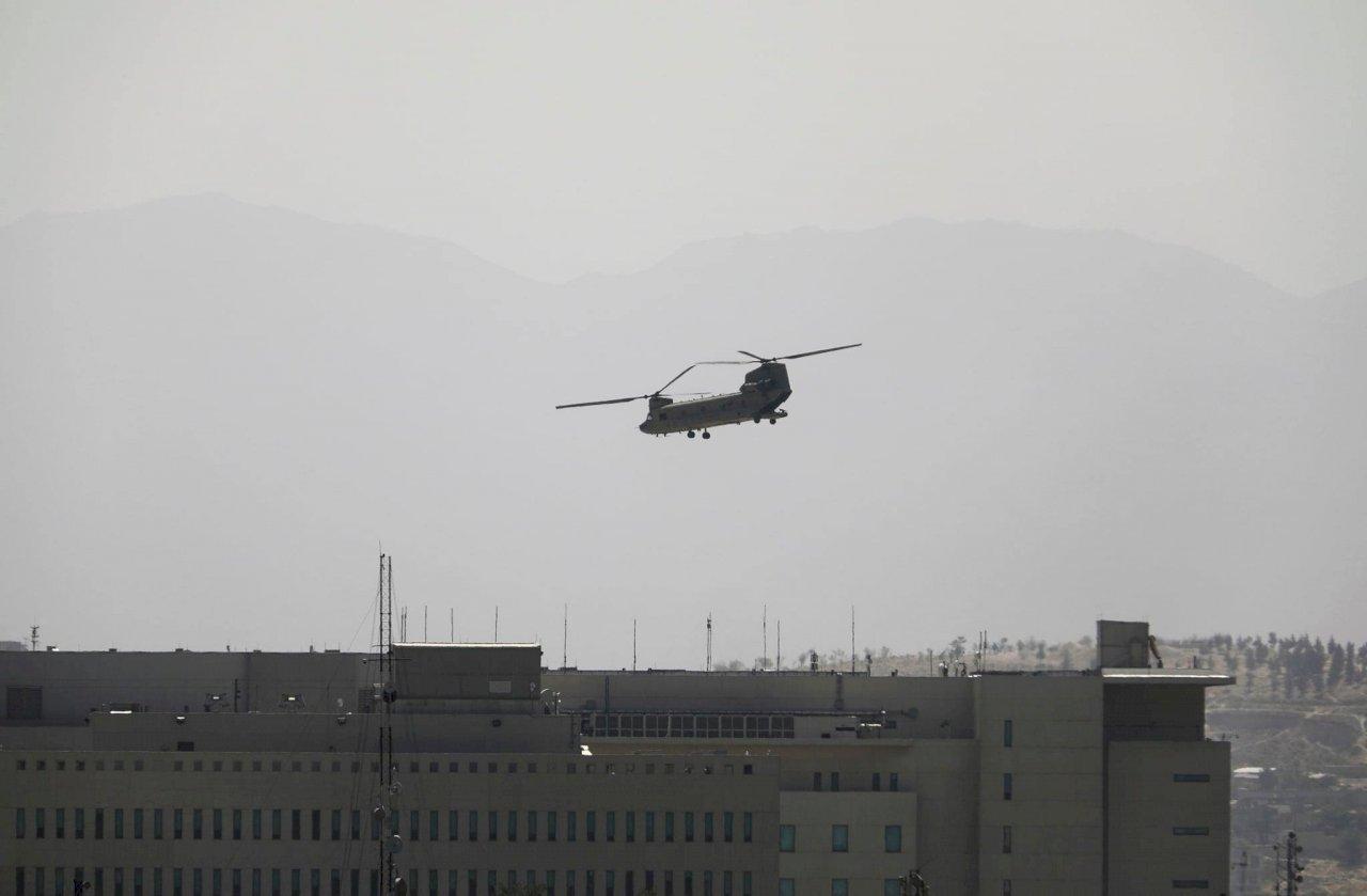 越南網友看阿富汗 喚起美軍撤離西貢回憶