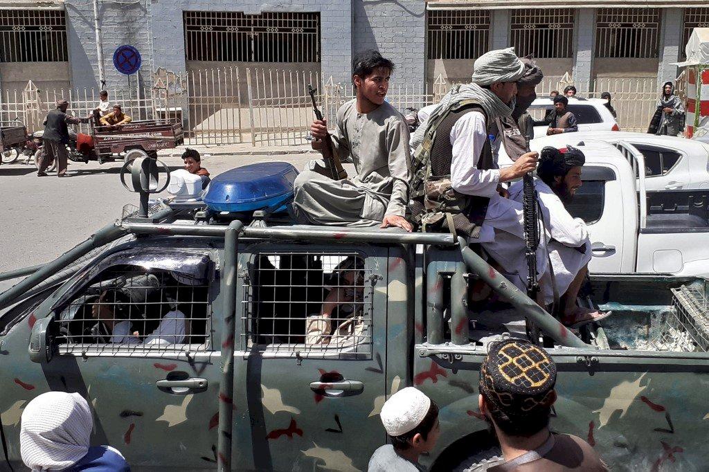 阿富汗情勢引發對台灣安全擔憂? 美專家看法大不同