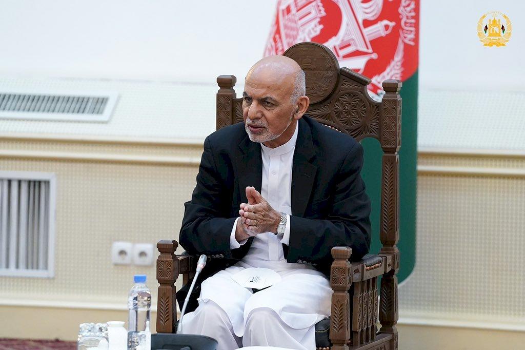 淪陷前出走 阿富汗總統甘尼:塔利班面臨新歷史考驗