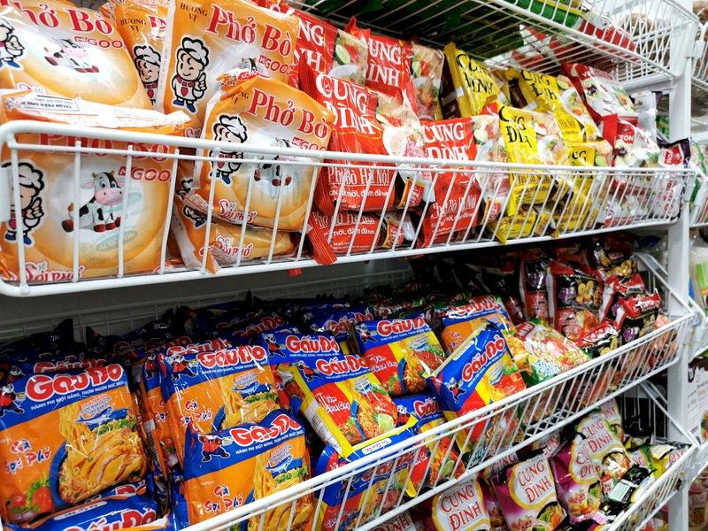 越南防疫「宅在家」 吃出全球第3大泡麵市場