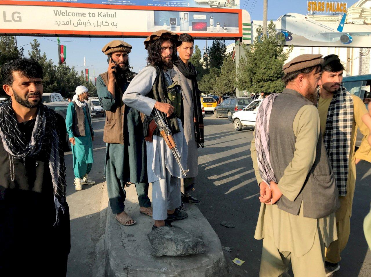 討論阿富汗情勢 英美領袖同意召開G7視訊高峰會