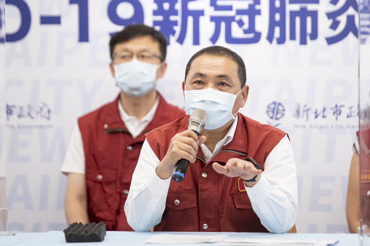 侯友宜:疫情無擴大趨勢 24日起雙北同步開放籃球場