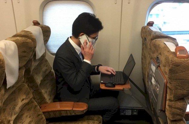 ◎「黑科技」疫情下問世,日本人這樣玩無人商店!搭乘新幹線,今後不再變啞吧!