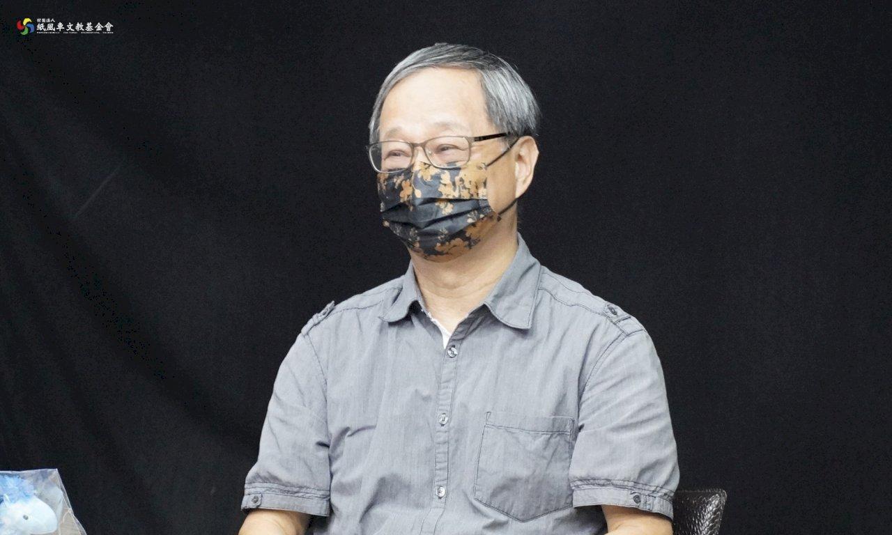 紙風車文教基金會改選  小野任接任董事長  李永豐交棒執行長職位