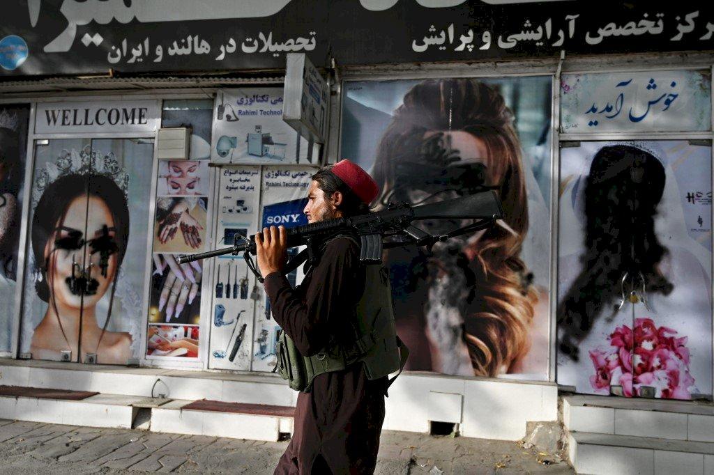 塔利班重奪政權 開啟阿富汗、美國新棋局 (影音)